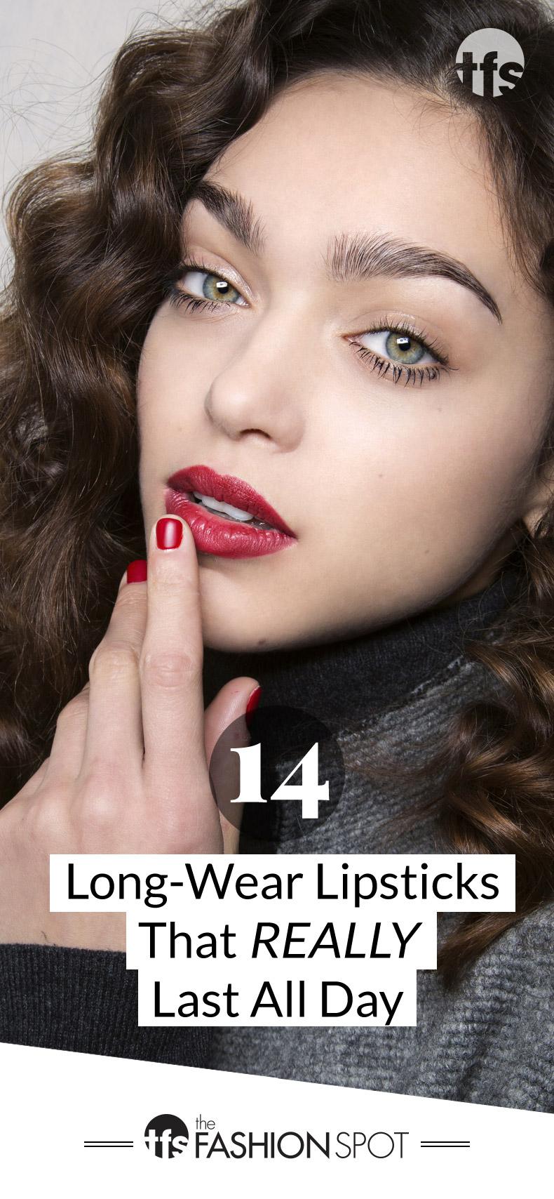 best long-lasting lipsticks