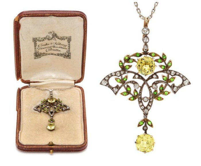 A-silver-topped-gold-yellow-sapphire-demantoid-garnet-and-diamond-pendant-necklace-by-Cooke-Kelvey-Calcutta..jpg