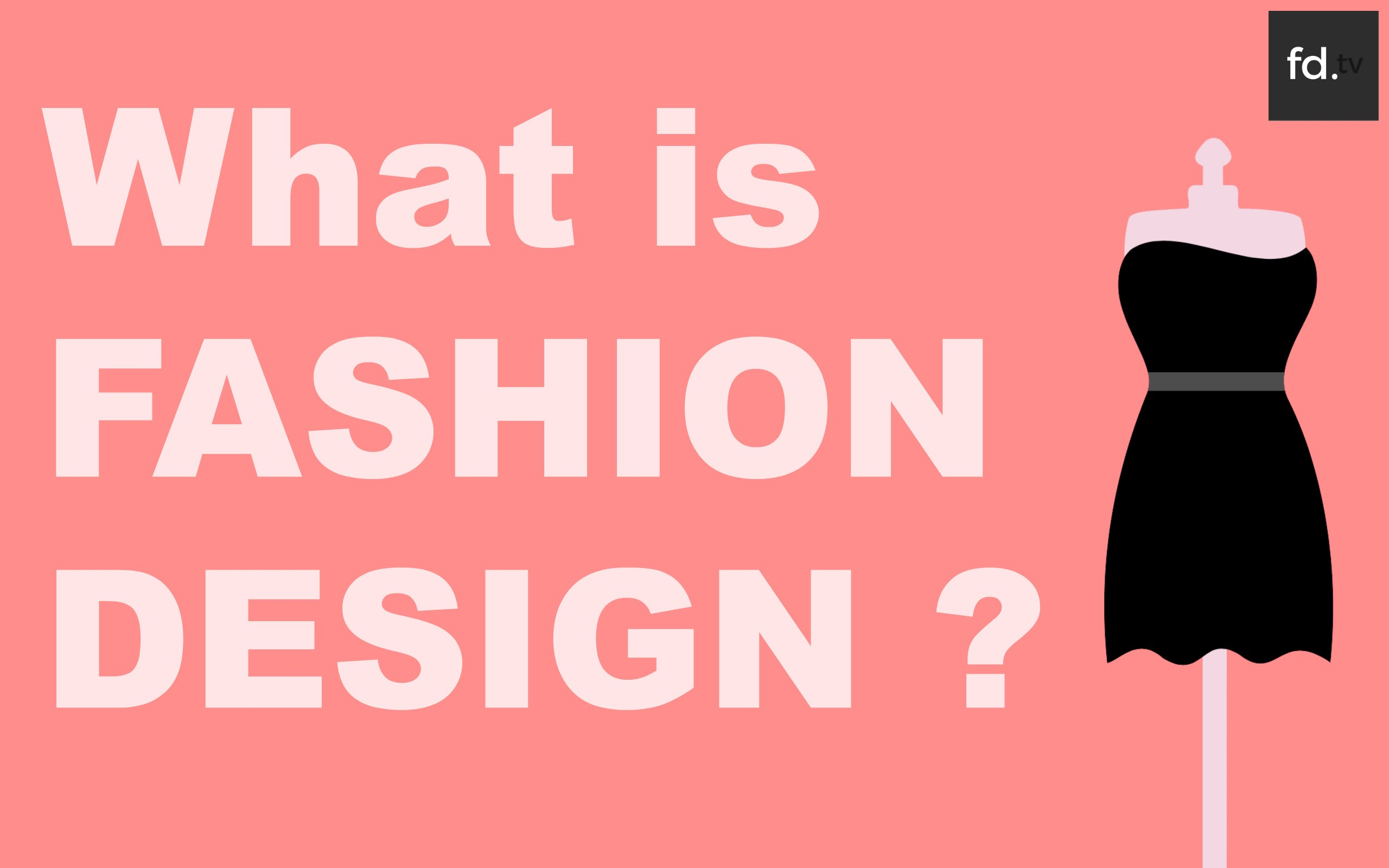 What Is Fashion Design Like It Gold