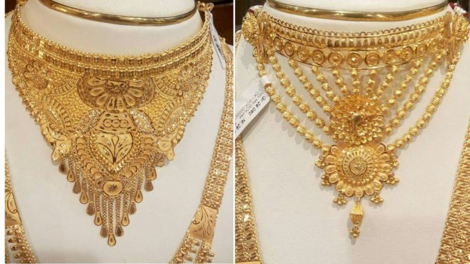 Latest Bridal Gold Jewellery Designs Like It Gold