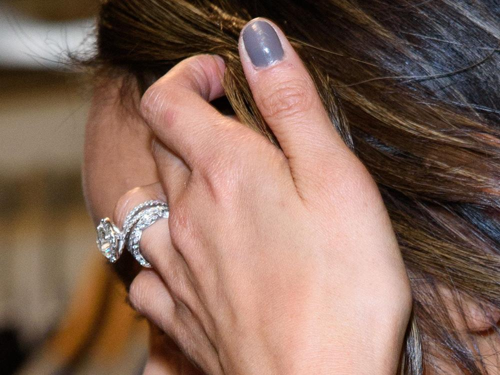 Jamie Chung ring