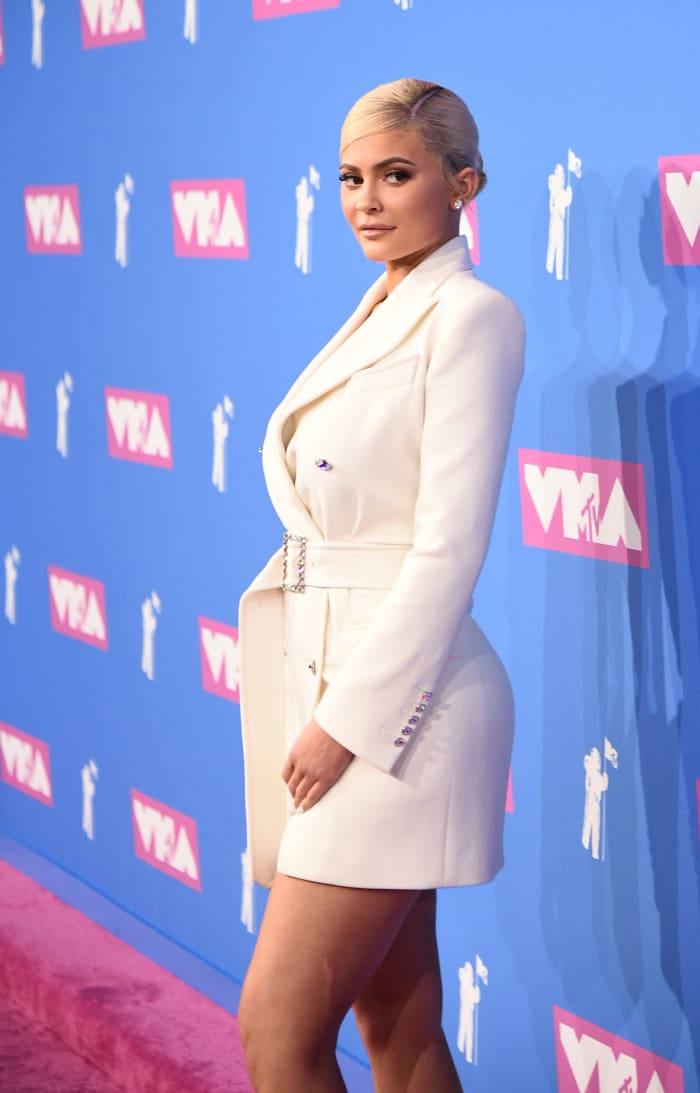 Noted Instagram Face haver Kylie Jenner. Photo: Mike Coppola/Getty Images for MTV