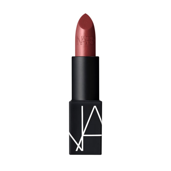 Nars Satin Lipstick in Dressed to Kill, $26, available here. Photo: Courtesy of Nars