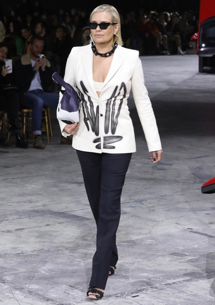 Yolanda Hadid at Search Results Web results Off-White Fall 2020