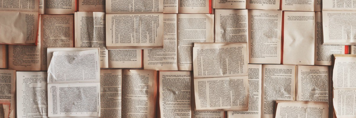Book recommendation: 55 fantasy series to binge read. Book photo by Patrick Tomasso on Unsplash
