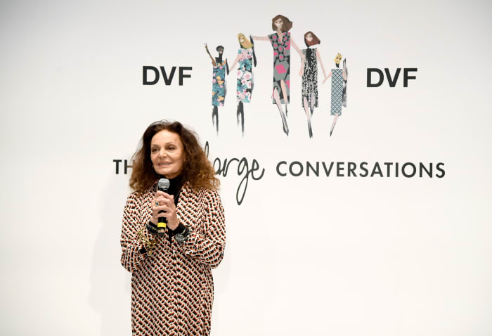 DVF In Charge Conversations march 2020