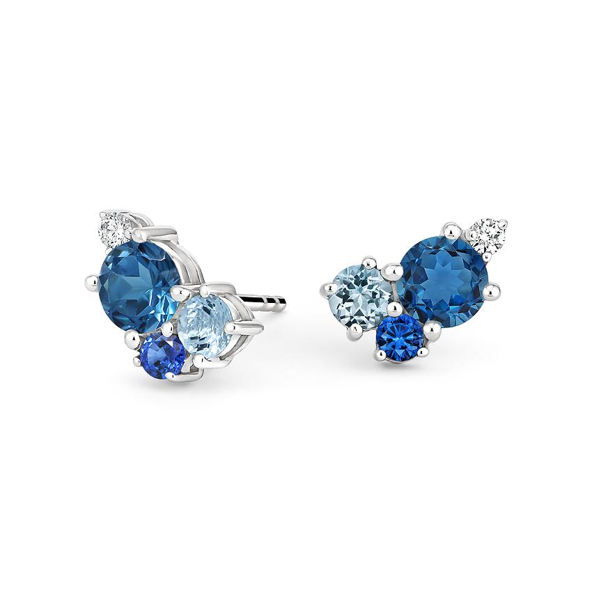 Hydrangea-Earrings