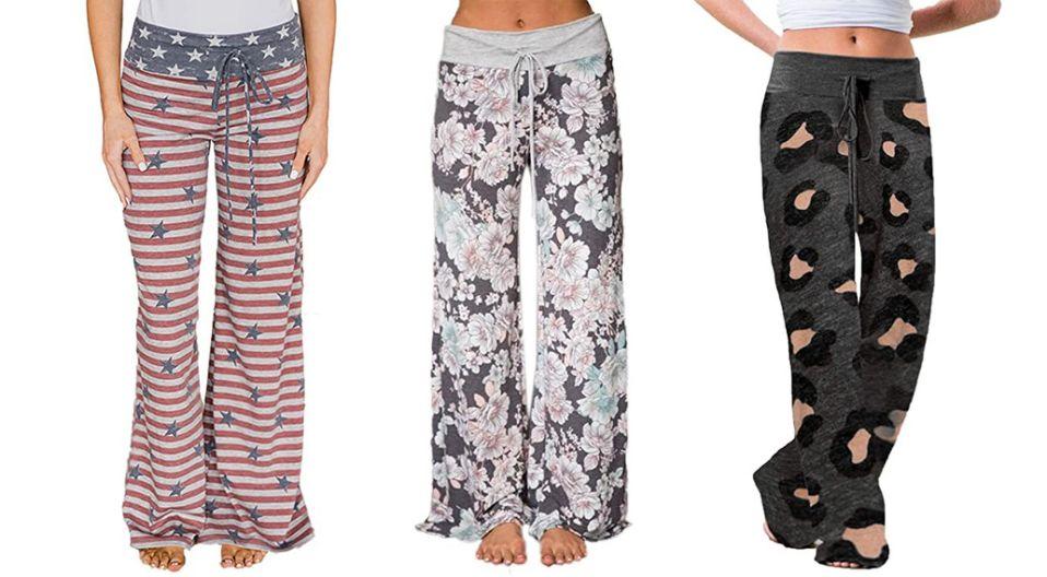 iChunhua Drawstring Lounge Pants (Photo: Amazon)