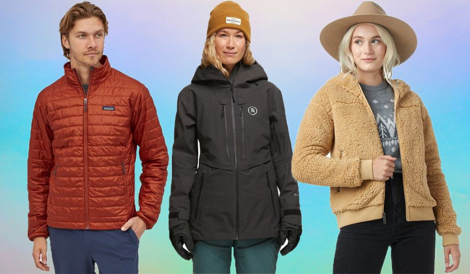 Score Patagonia, The North Face and more for up to 50 percent off. (Photo: Backcountry)
