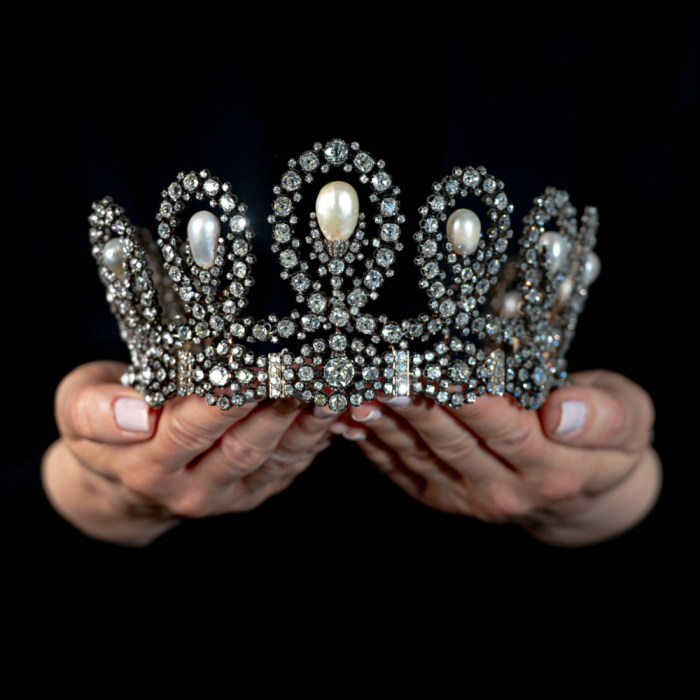 Royal-tiara-from-the-second-half-of-the-19th-century.-Diamonds-and-natural-pearls-Converts-to-a-necklace-by-Musy.-For-sale-at-Sothebys..jpg